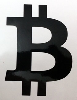 Bitcoin Decal